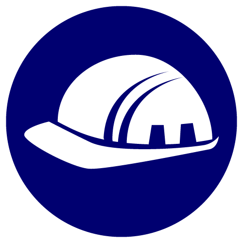 hardhat construction icon